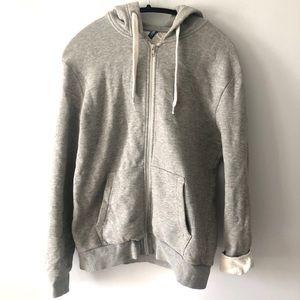 ✨ Basic grey hoodie